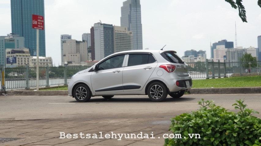 Hyundai Grand i10 2020 Ngang Xe