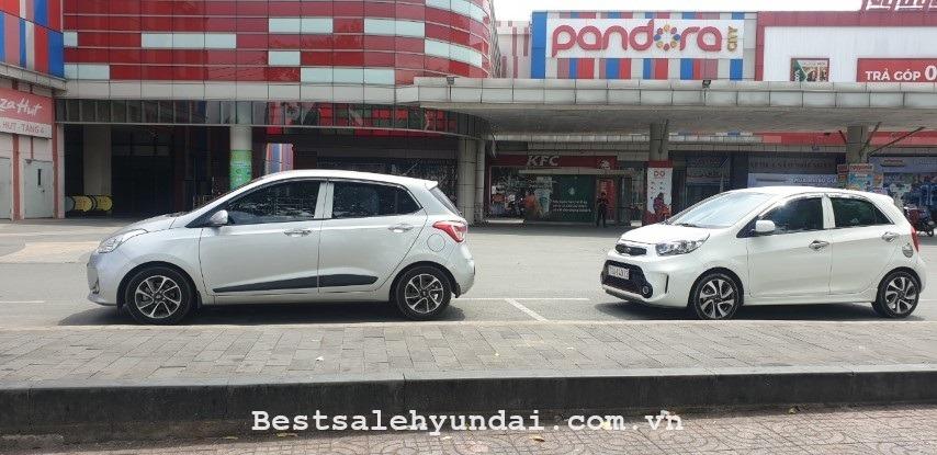 Hyundai Grand i10 2020 Chieu Dai
