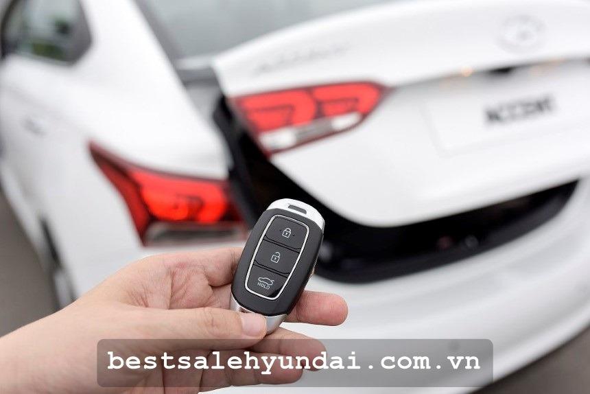 Hyundai Accent 2020 Cop Sau