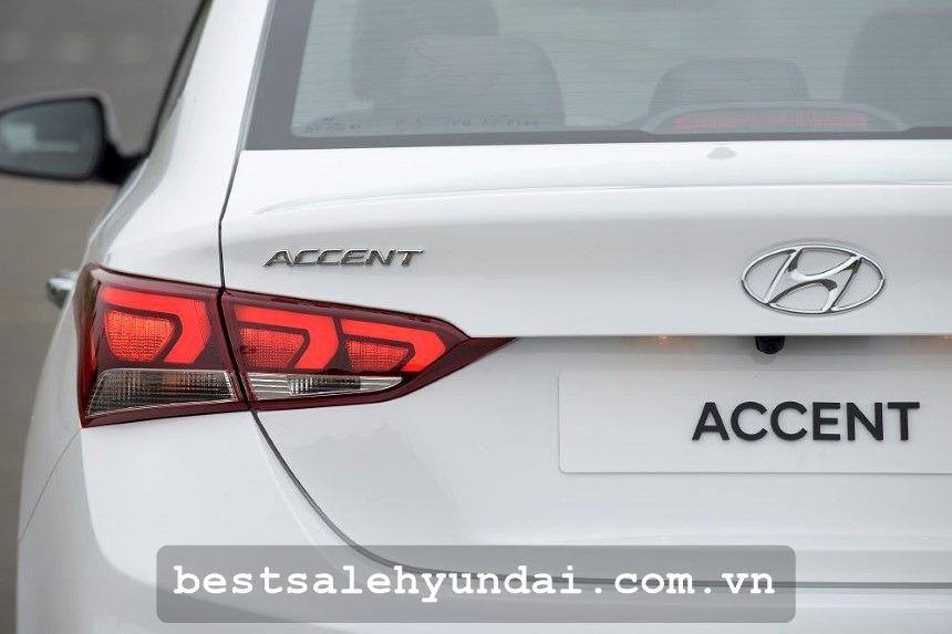 Hyundai Accent 2020 Den Sau
