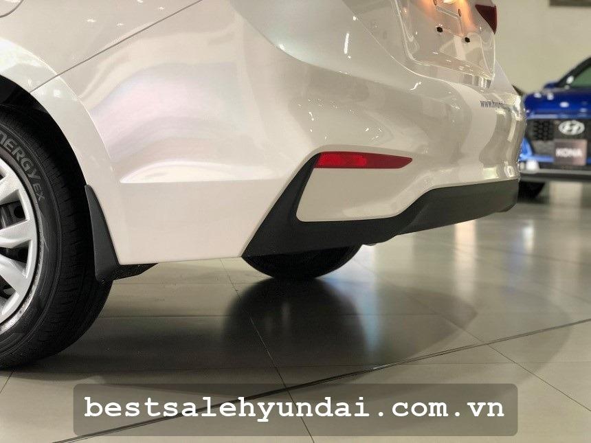 Hyundai Accent 2020 Sau Xe