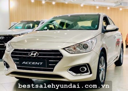 Hyundai Accent 2020 Vang Be