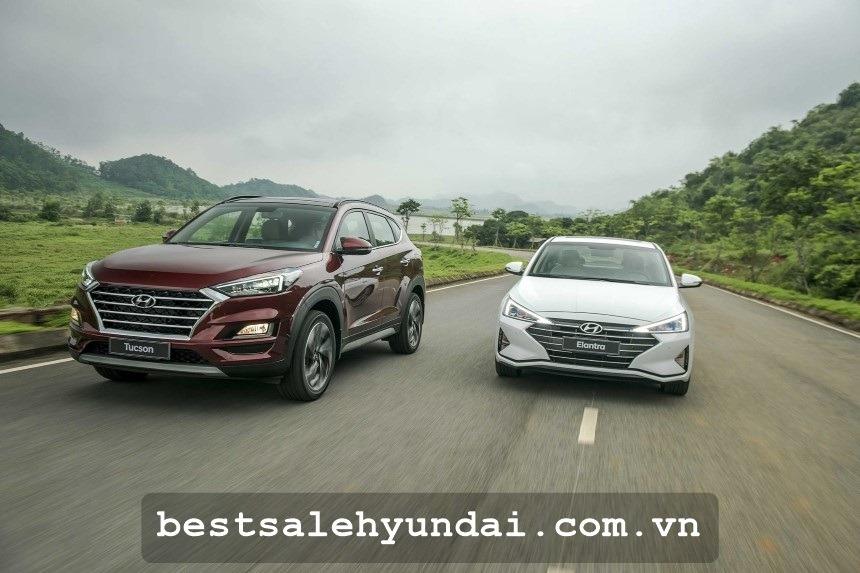 Hyundai Elantra 2020 Dong Co