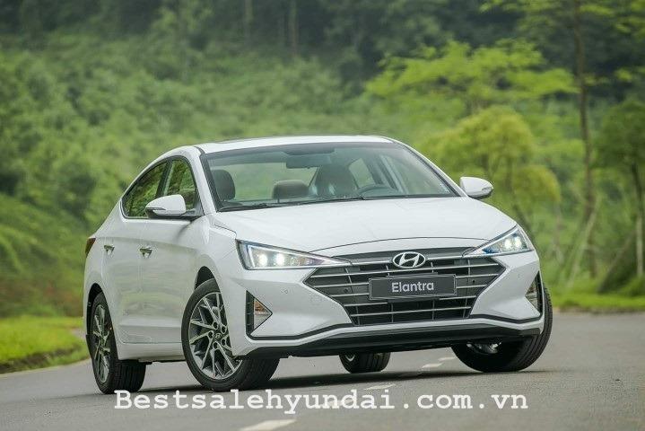 Hyundai Elantra 2020 Ngoai That