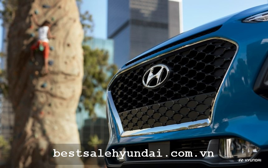Hyundai Kona 2020 Dau Xe