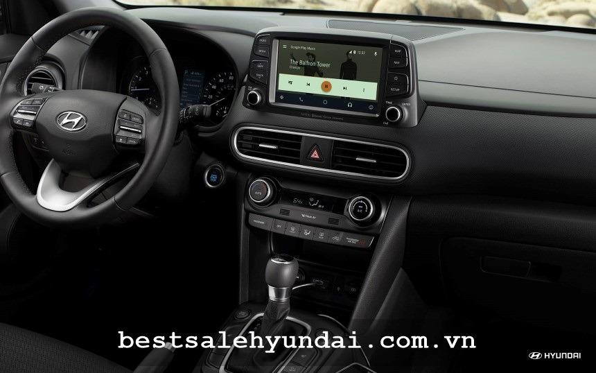 Hyundai Kona 2020 Man Hinh