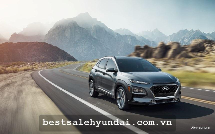 Hyundai Kona 2020 Mau Den