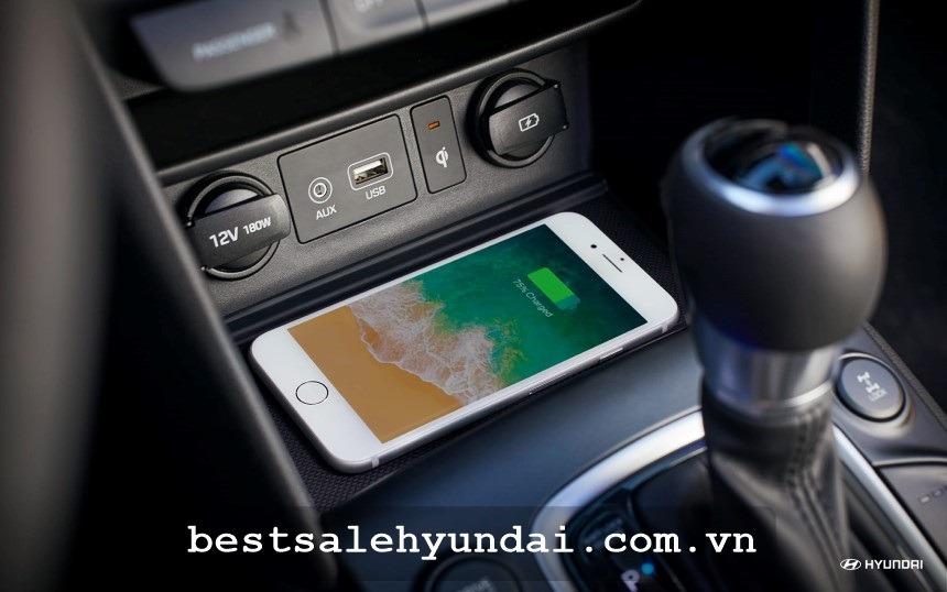 Hyundai Kona 2020 Sac Khong Day