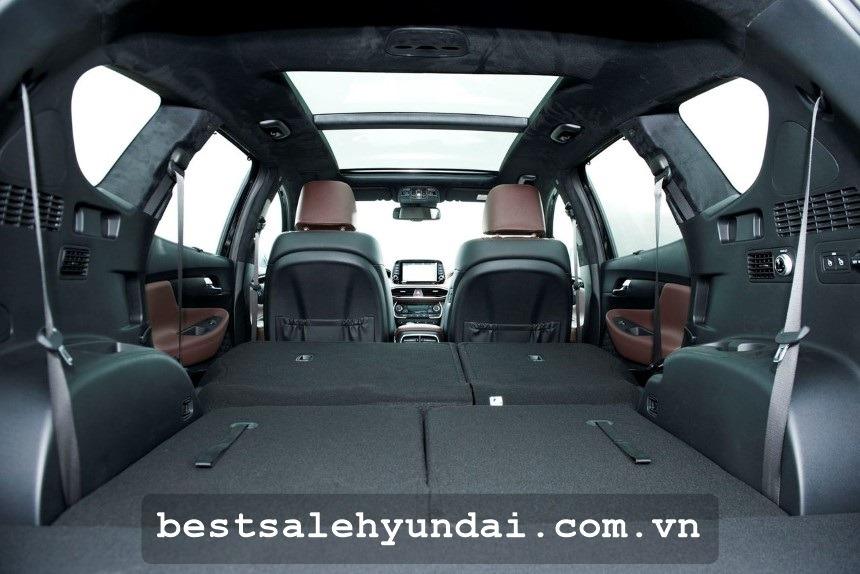 Hyundai Santafe 2020 Khong Gian