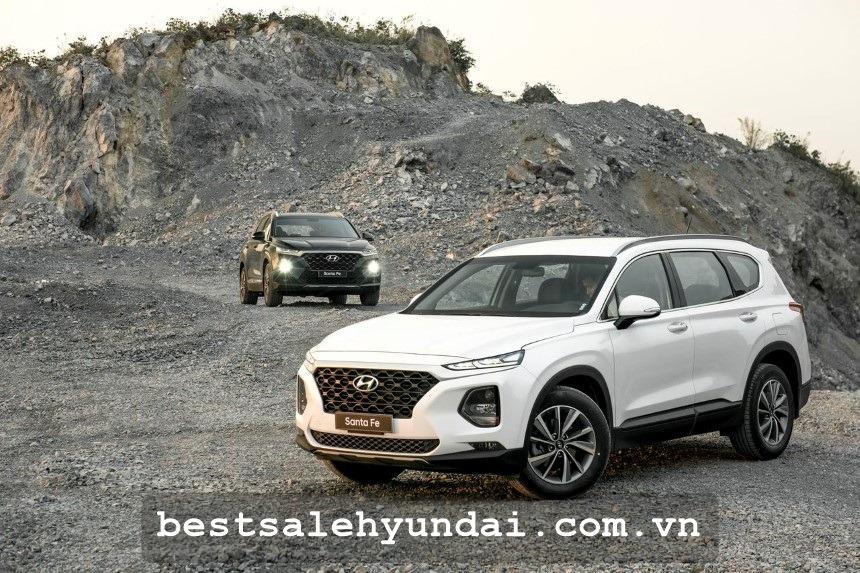 Hyundai Santafe 2020 Tieu Chuan