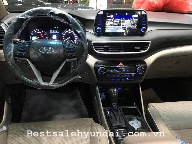 Hyundai Tucson 2020 Ban Do