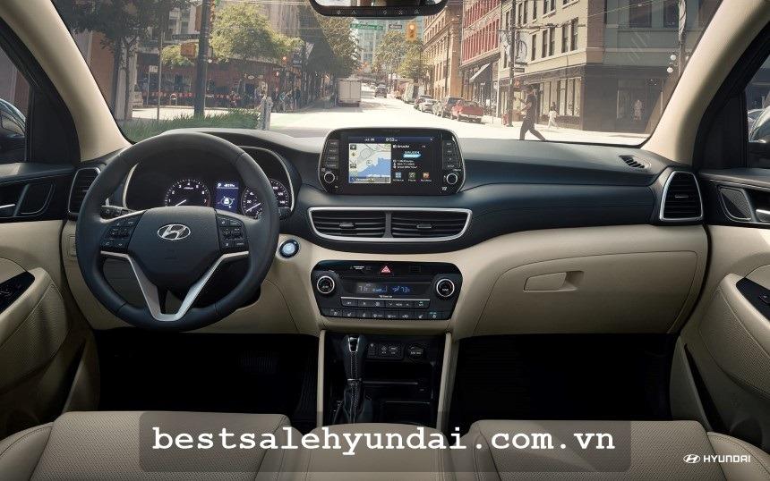 Hyundai Tucson 2020 Rong Rai