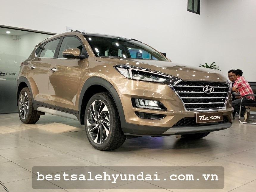 Hyundai Tucson 2020 Vang Cat