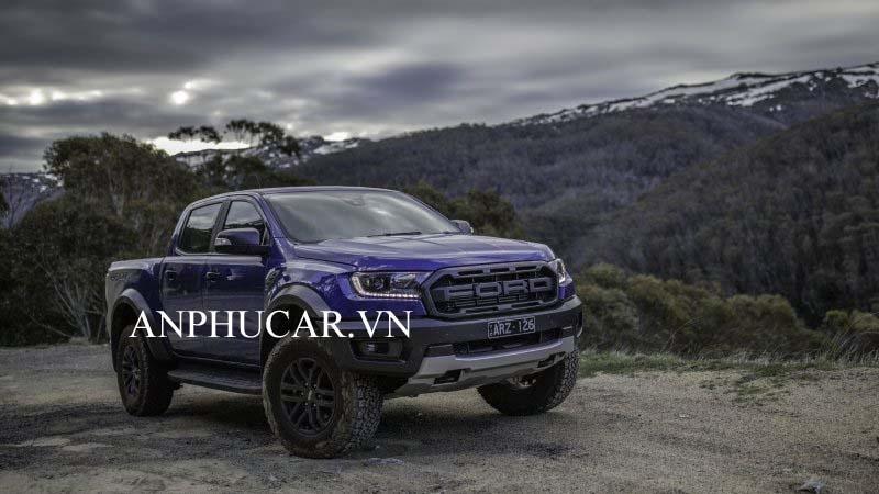 Ngoại Thất ấn Tượng Của Thế Hệ Mới Ford Ranger Raptor 2020