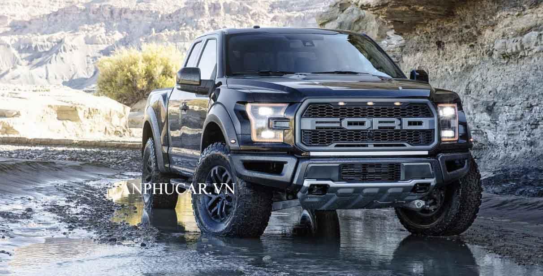 Giá lăn bánh Ford Ranger Raptor 2020