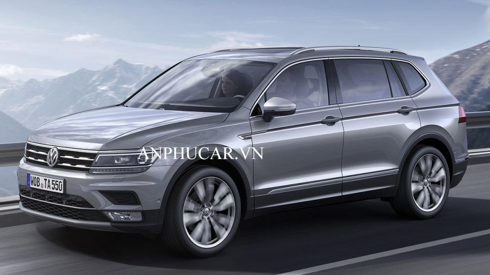 đanh Gia Xe Volkswagen Tiguan Allspace Luxury 2020
