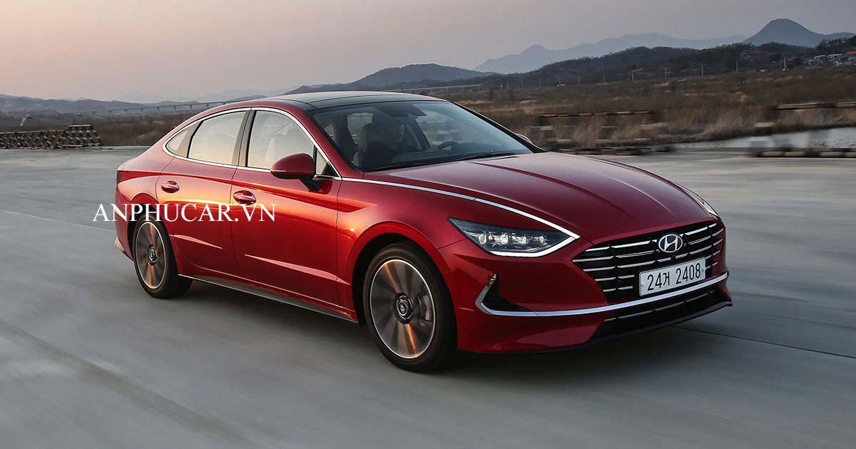 Giá xe Hyundai Sonata 2020