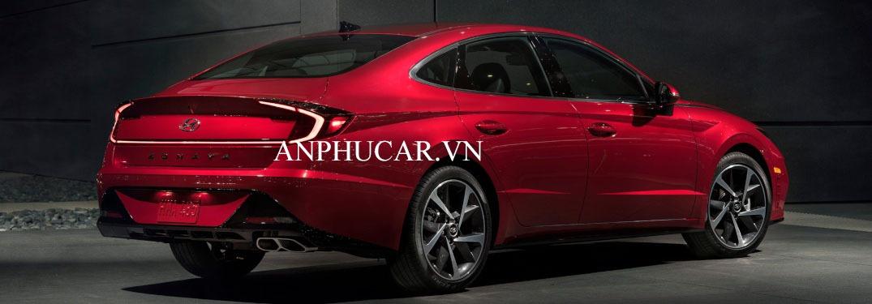 Khuyến mãi mua xe Hyundai Sonata 2020