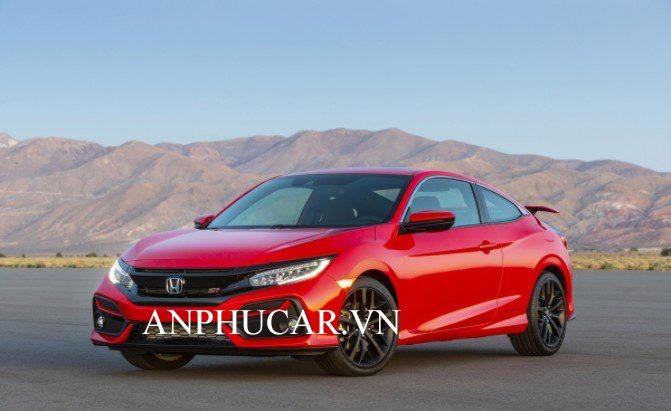Khuyến mãi mua xe Honda Civic thế hệ 2020