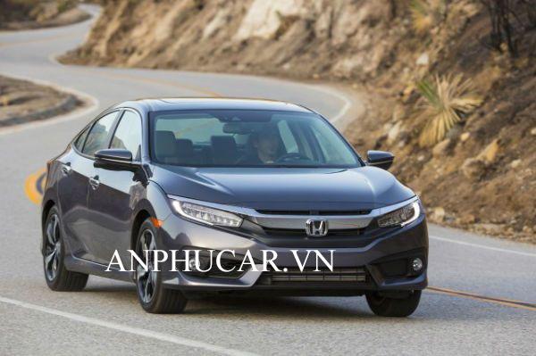 Giá lăn bánh Honda Civic thế hệ 2020
