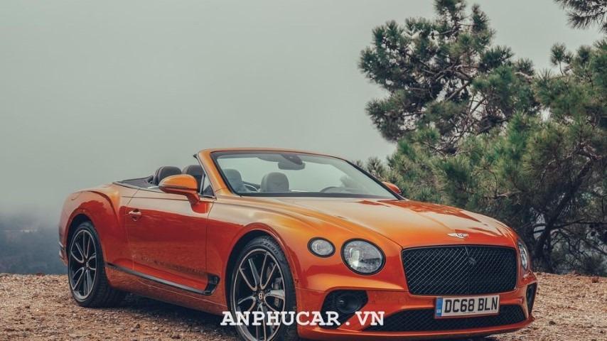 2020 Bentley Continental GT mua xe