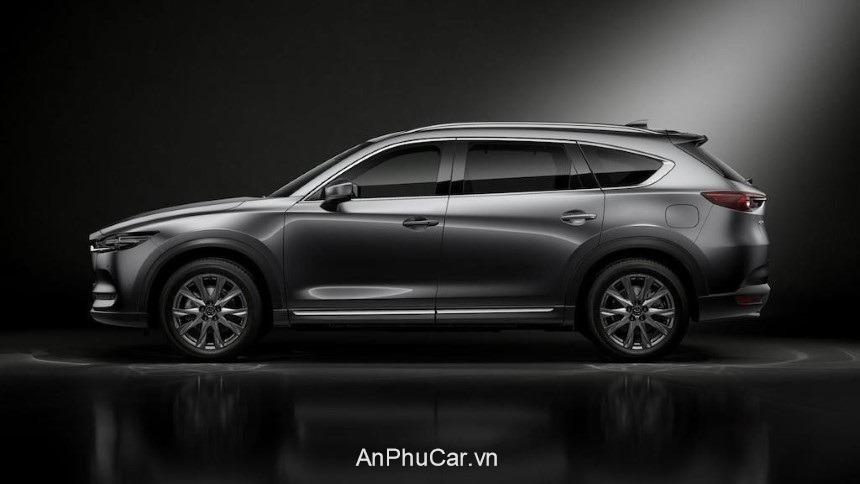 Gia Mazda CX-8 2020 Hong Xe