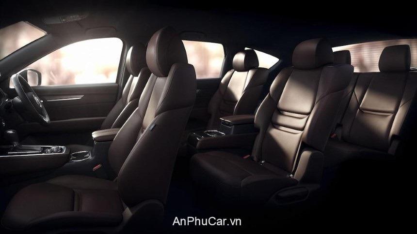 Gia Mazda CX-8 2020 Noi That