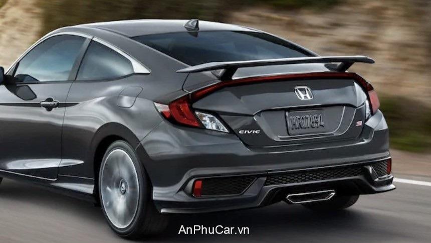 Honda Civic 2020 Duoi Xe
