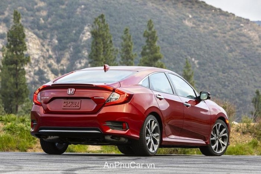 Honda Civic 2020 Than Xe