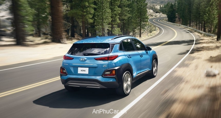Hyundai Kona 2020 Dong Co