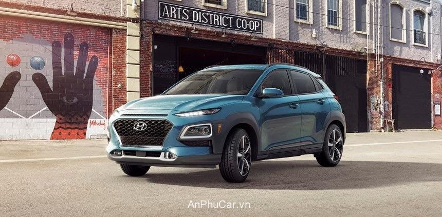 Hyundai Kona 2020 Tong Quan