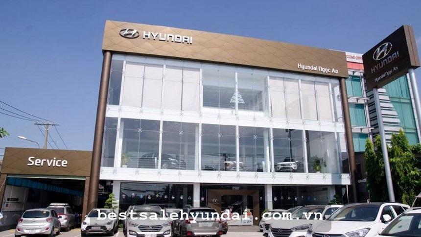 Hyundai Ngoc An Ban Hang