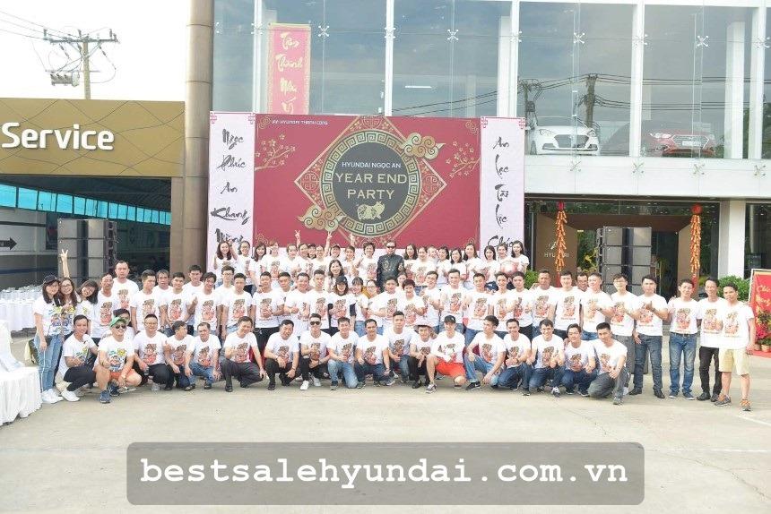 Hyundai Ngoc An Nhan Vien