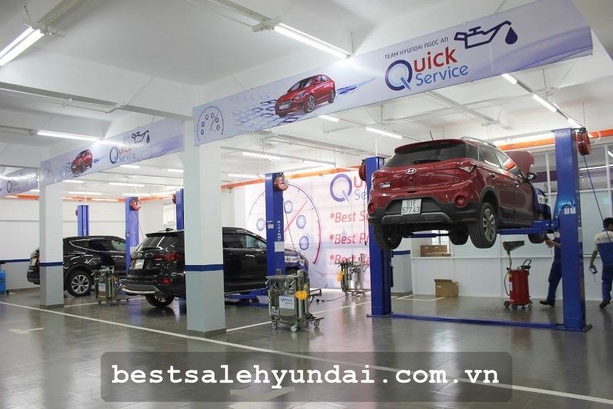 Hyundai Ngoc An Sua Chua
