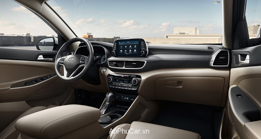 Hyundai Tucson 2020 Noi That
