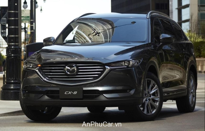 Xe Mazda CX-8 2020 Dau Xe