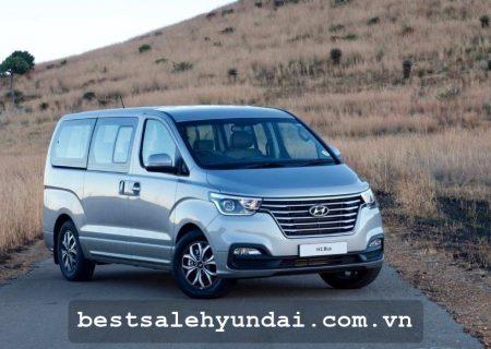 Hyundai Starex 2020 Den Xe