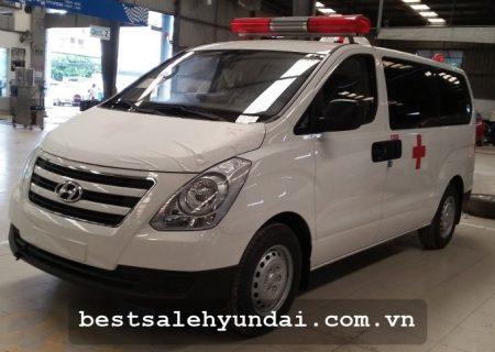 Hyundai Starex Cuu Thuong 2020 Ngoai That