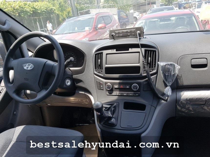 Hyundai Starex Cuu Thuong 2020 Phu Kien
