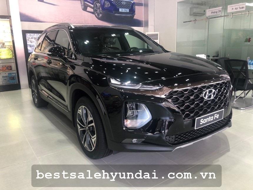 Gia Xe Hyundai Santafe