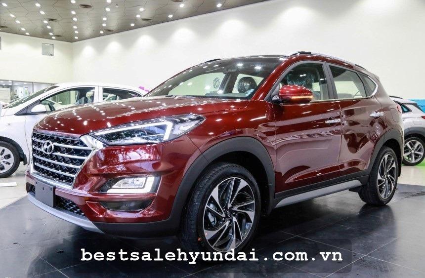 Gia Xe Hyundai Tucson