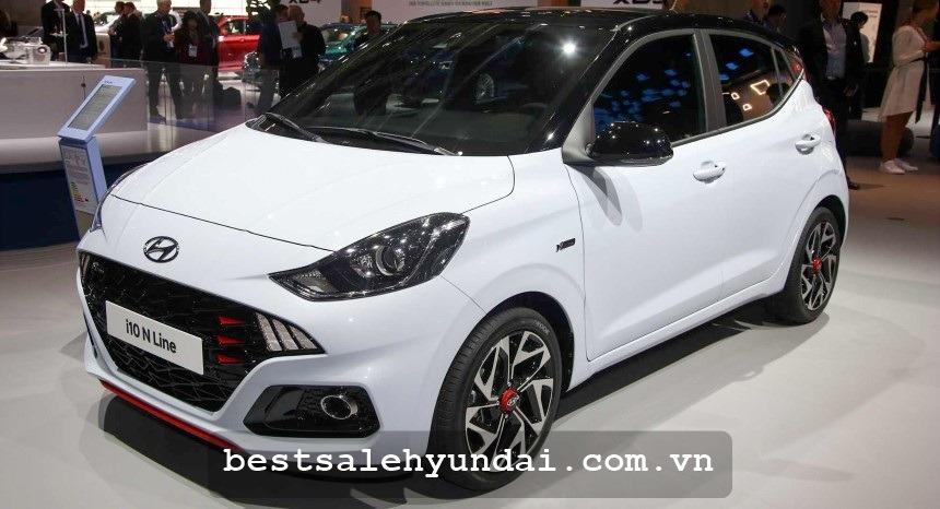 Gia Xe Hyundai i10