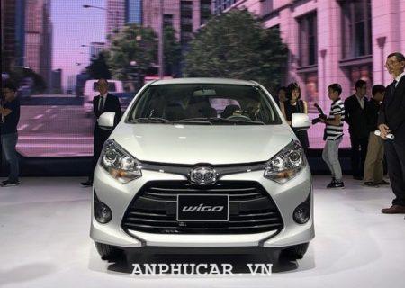 Toyota Wigo 1.2Mt 2020 van hanh
