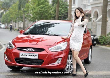 Gia Xe Hyundai Accent Blue Lan Banh