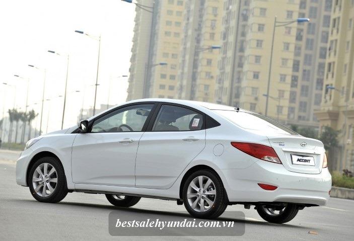 Hyundai 2017 Accent Lan Banh