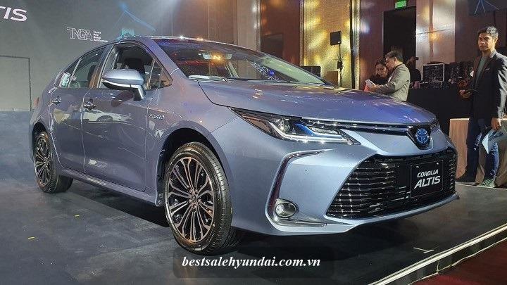 Bang Gia Xe Toyota 2020 Altis