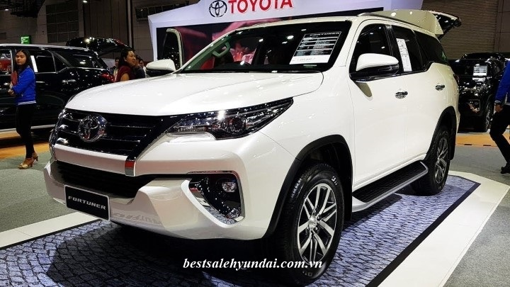 Bang Gia Xe Toyota 2020 Fortuner
