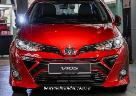 Bang Gia Xe Toyota 2020 Vios Khuyen Mai