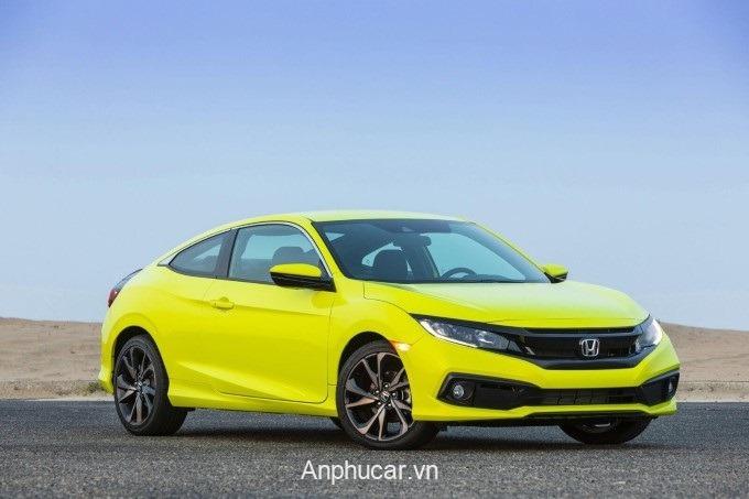 Honda Civic 2020 Banh Xe