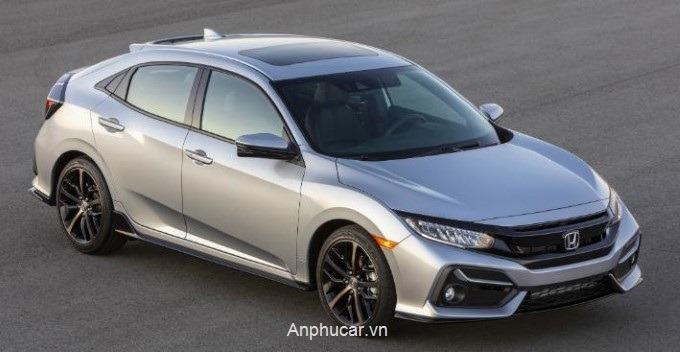 Honda Civic 2020 Tong Quan